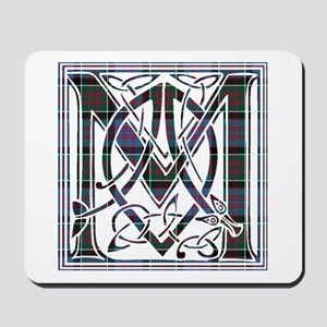 Monogram-MacDonald of Clanranald Mousepad