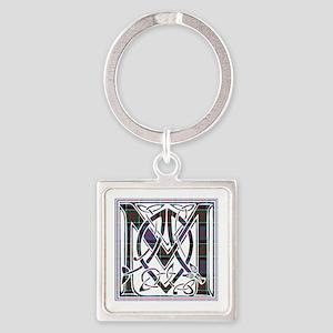 Monogram-MacDonald of Clanranald Square Keychain