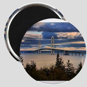 Mackinac Bridge #1060 Magnets