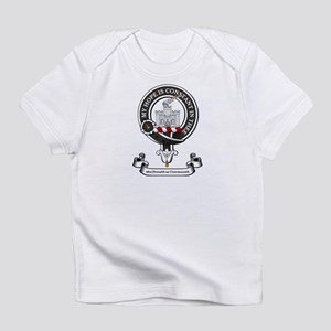 Badge-MacDonald of Clanranald Infant T-Shirt