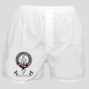 Badge-MacDonald of Clanranald Boxer Shorts