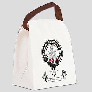 Badge-MacDonald of Clanranald Canvas Lunch Bag