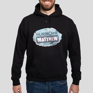 Hurricane Matthew Hoodie (dark)