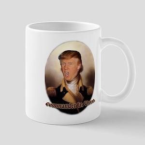 Commander In Cheat Mugs
