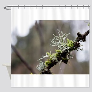 Mossy Frill Shower Curtain