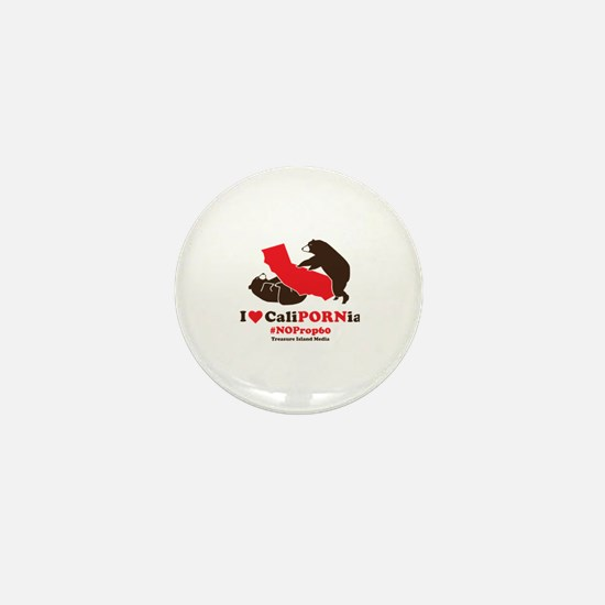 Cute Treasure island Mini Button