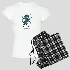 Unicorn - Johnston Women's Light Pajamas