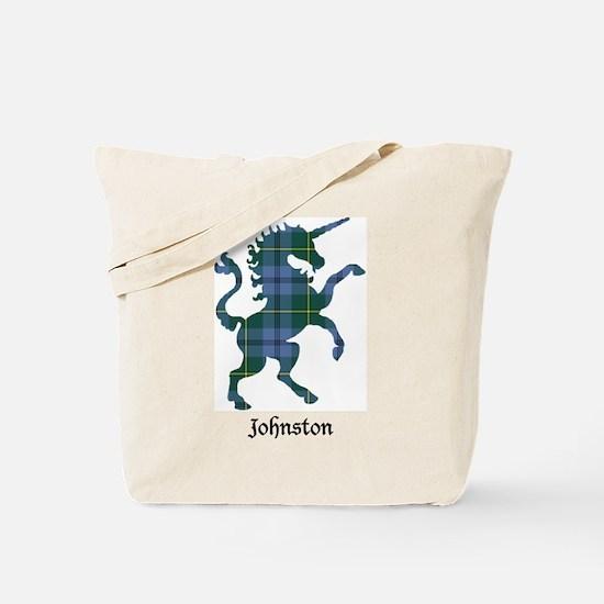 Unicorn - Johnston Tote Bag