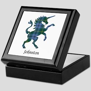 Unicorn - Johnston Keepsake Box