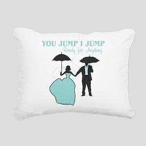 Gilmore Girls Rectangular Canvas Pillow