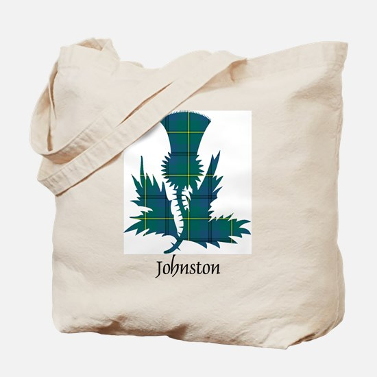 Thistle - Johnston Tote Bag