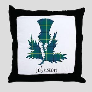 Thistle - Johnston Throw Pillow