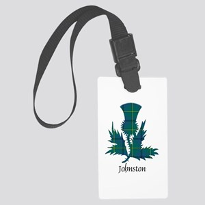 Thistle - Johnston Large Luggage Tag