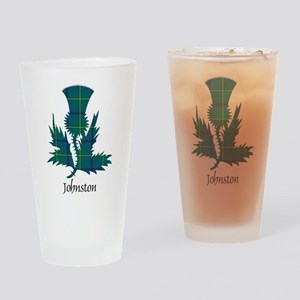 Thistle - Johnston Drinking Glass