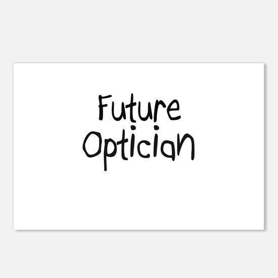 Future Optician Postcards (Package of 8)