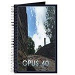 Opus 40, Saugerties Ny: Journal