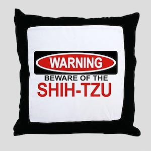 SHIH-TZU Throw Pillow