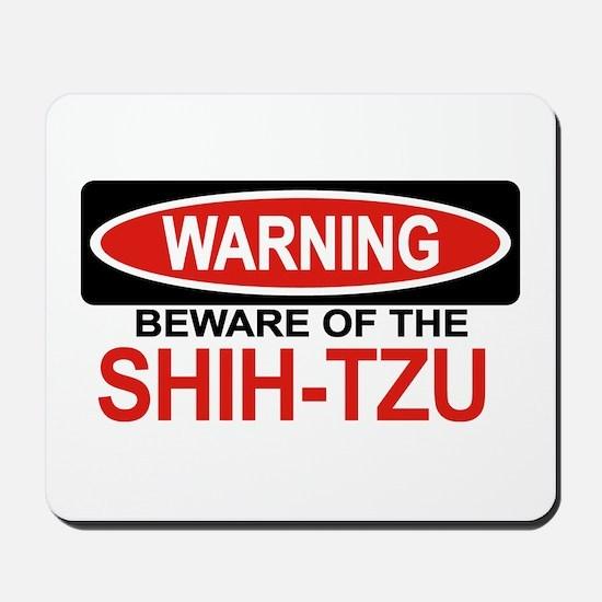 SHIH-TZU Mousepad