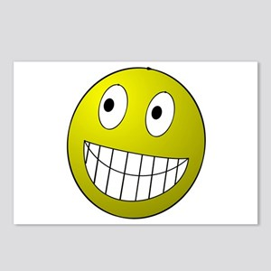 Smile! Postcards (Package of 8)