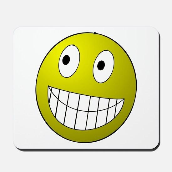 Smile! Mousepad
