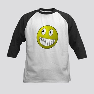 Smile! Kids Baseball Jersey