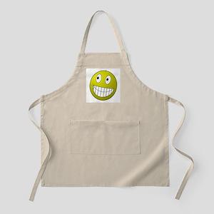 Smile! BBQ Apron