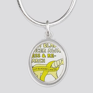 Unicorns Support Bladder Cancer Awarenes Necklaces