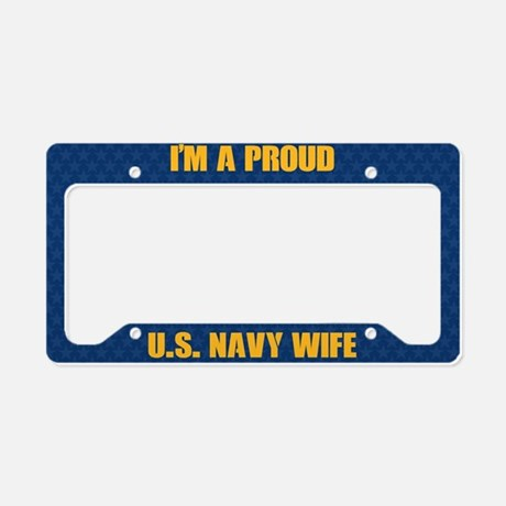 U.S. Proud Navy Wife