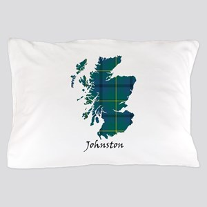 Map - Johnston Pillow Case