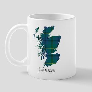 Map - Johnston Mug