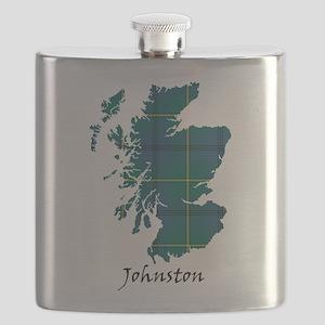 Map - Johnston Flask