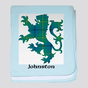 Lion - Johnston baby blanket