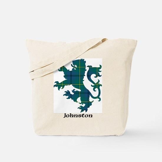 Lion - Johnston Tote Bag