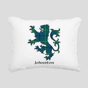 Lion - Johnston Rectangular Canvas Pillow