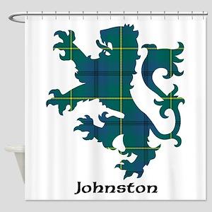 Lion - Johnston Shower Curtain