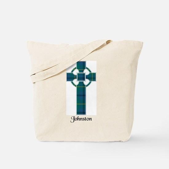 Cross - Johnston Tote Bag
