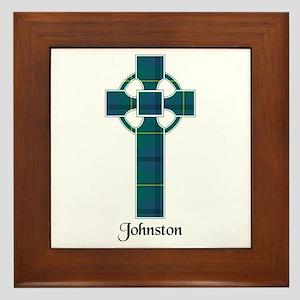 Cross - Johnston Framed Tile