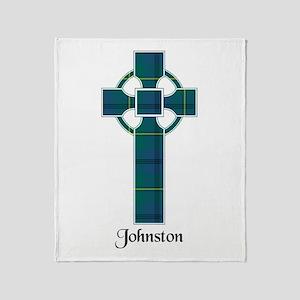 Cross - Johnston Throw Blanket