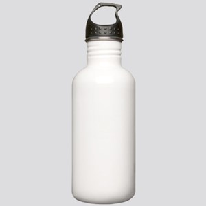 Property of GONZO Stainless Water Bottle 1.0L