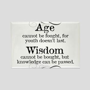 Age & Wisdom Magnets