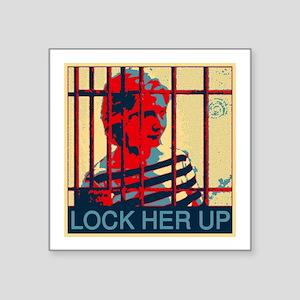Lock Her Up Sticker