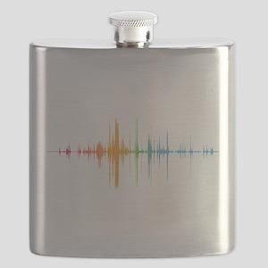 viyh soundwave horizontal Flask