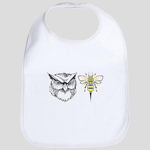 Well I'll Be, Owl Bee Bib