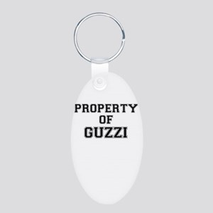 Property of GUZZI Keychains
