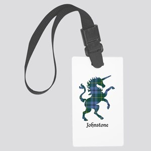 Unicorn - Johnstone Large Luggage Tag