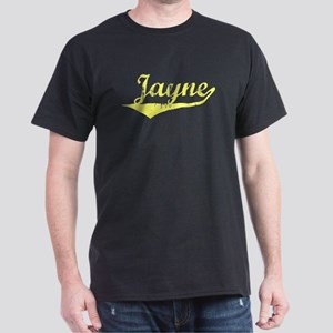 Jayne Vintage (Gold) Dark T-Shirt