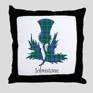 Thistle - Johnstone Throw Pillow