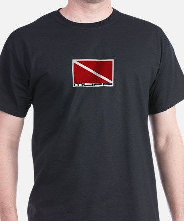 smallmuffflag T-Shirt