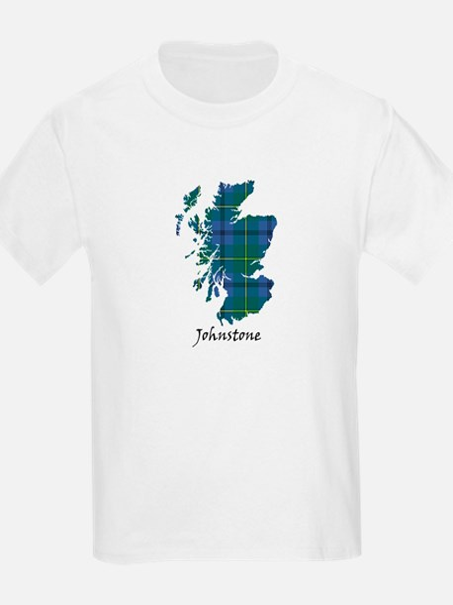 Map - Johnstone T-Shirt