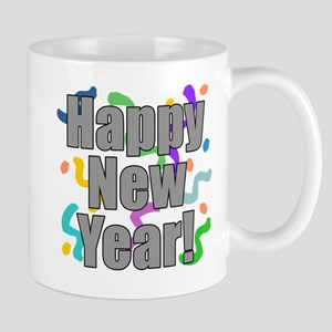 Happy New Year Mugs